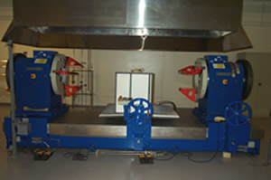glass lathe